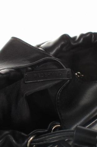 Γυναικεία τσάντα Reserved, Χρώμα Μαύρο, Δερματίνη, Τιμή 14,30€
