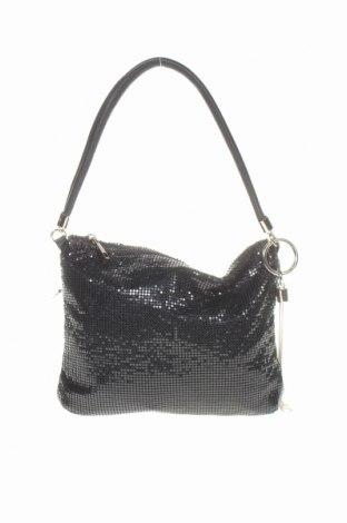 Дамска чанта Reserved, Цвят Черен, Метал, Цена 19,80лв.