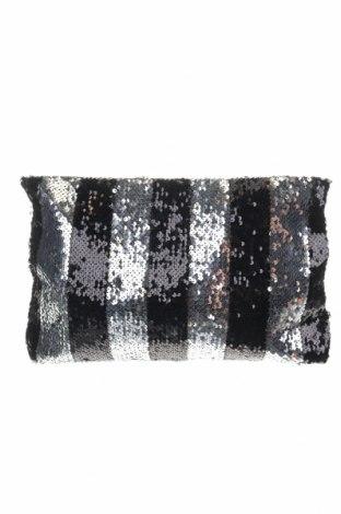 Γυναικεία τσάντα Reserved, Χρώμα Μαύρο, Δερματίνη, κλωστοϋφαντουργικά προϊόντα, Τιμή 7,58€