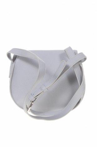 Дамска чанта Reserved, Цвят Сив, Еко кожа, Цена 17,60лв.