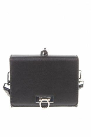 Дамска чанта Reserved, Цвят Черен, Еко кожа, Цена 23,10лв.