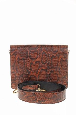 Дамска чанта Reserved, Цвят Кафяв, Еко кожа, Цена 18,00лв.