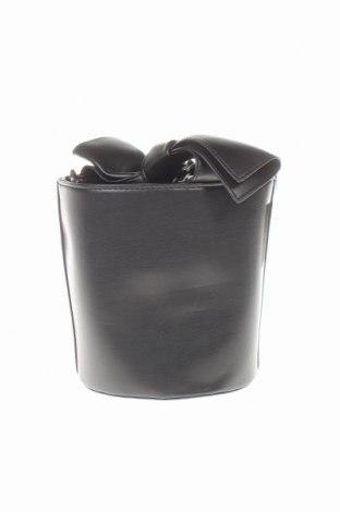 Дамска чанта Reserved, Цвят Черен, Еко кожа, Цена 19,50лв.