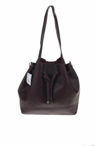 Γυναικεία τσάντα Reserved, Χρώμα Κόκκινο, Δερματίνη, Τιμή 15,21€