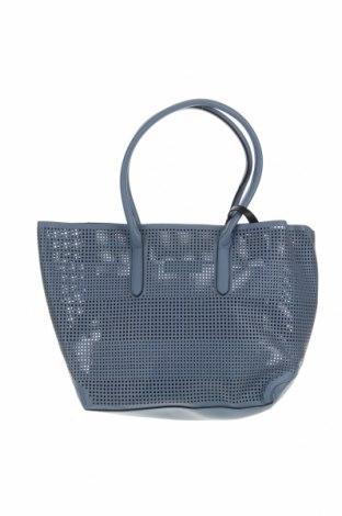 Дамска чанта Reserved, Цвят Син, Еко кожа, Цена 51,75лв.