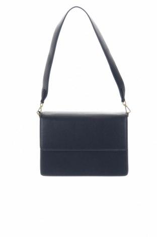 Дамска чанта Reserved, Цвят Син, Еко кожа, Цена 36,75лв.