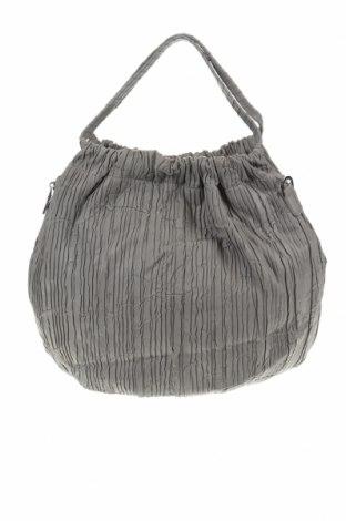 Дамска чанта Reserved, Цвят Сив, Еко кожа, Цена 44,25лв.