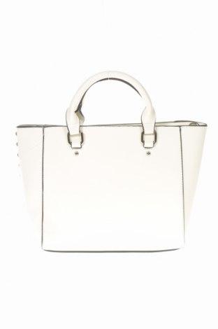 Дамска чанта Sinsay, Цвят Бял, Еко кожа, Цена 28,60лв.