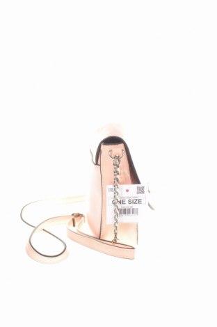 Дамска чанта Sinsay, Цвят Розов, Еко кожа, Цена 23,52лв.