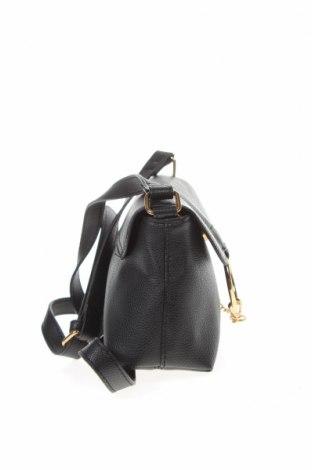 Дамска чанта Sinsay, Цвят Черен, Еко кожа, Цена 20,16лв.