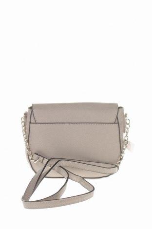 Дамска чанта Sinsay, Цвят Сив, Еко кожа, Цена 23,52лв.