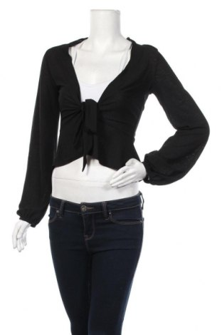 Γυναικεία ζακέτα, Μέγεθος S, Χρώμα Μαύρο, Τιμή 7,11€