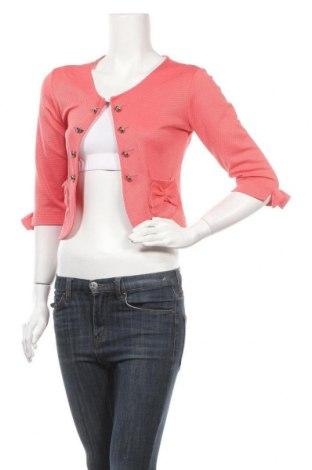 Дамска жилетка, Размер L, Цвят Розов, Цена 5,67лв.