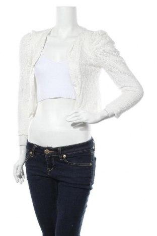Γυναικεία ζακέτα Best Emilie, Μέγεθος M, Χρώμα Λευκό, Βαμβάκι, Τιμή 4,77€