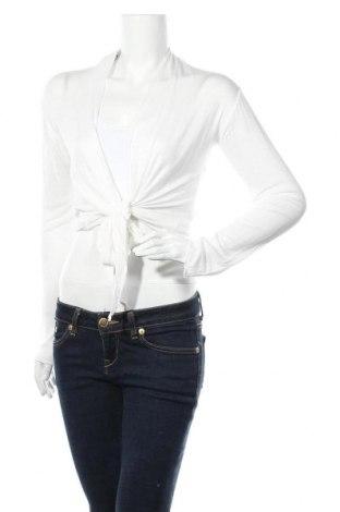 Дамска жилетка Creme Fraiche, Размер M, Цвят Бял, 95% вискоза, 5% еластан, Цена 6,30лв.
