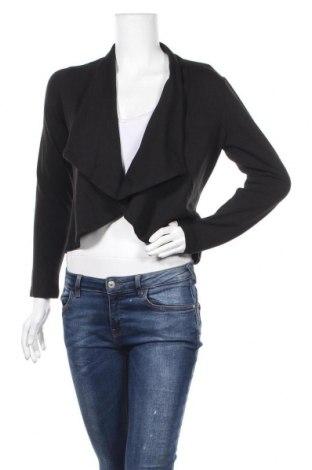 Дамска жилетка H&M, Размер M, Цвят Черен, Цена 4,73лв.