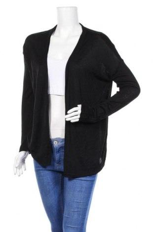 Дамска жилетка H&M, Размер S, Цвят Черен, 50% вискоза, 50% акрил, Цена 8,80лв.