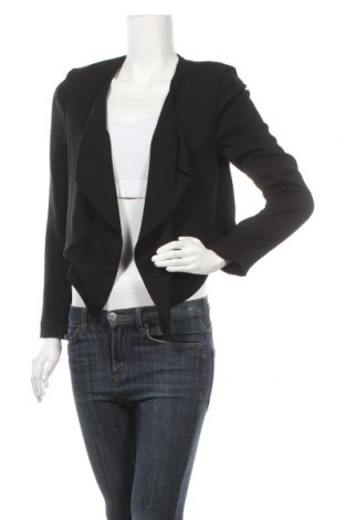 Γυναικεία ζακέτα H&M Divided, Μέγεθος M, Χρώμα Μαύρο, 100% πολυεστέρας, Τιμή 12,28€