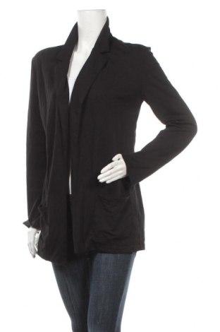 Γυναικεία ζακέτα Jean Pascale, Μέγεθος M, Χρώμα Μαύρο, Τιμή 6,14€