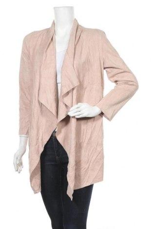 Дамска жилетка Lily Whyt, Размер M, Цвят Розов, Цена 6,52лв.