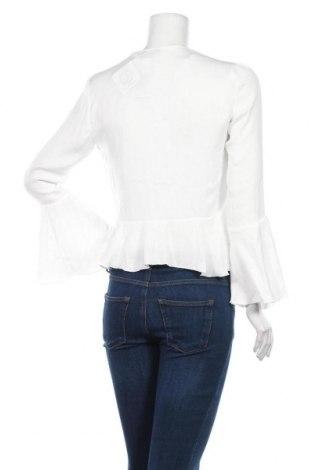 Дамска жилетка Mango, Размер XS, Цвят Бял, Полиестер, Цена 11,80лв.