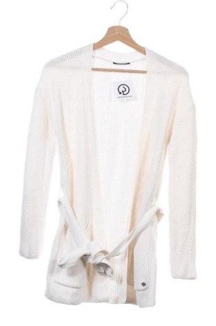 Дамска жилетка Marc O'Polo, Размер XS, Цвят Бял, 55% лен, 45% памук, Цена 22,04лв.
