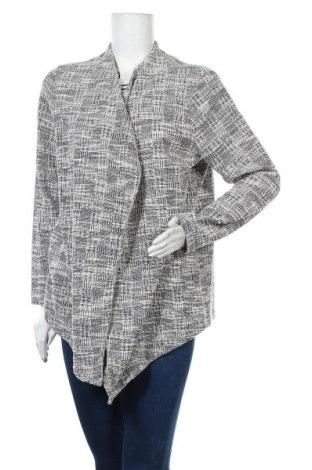 Γυναικεία ζακέτα Mark Adam, Μέγεθος XL, Χρώμα Γκρί, 60% πολυεστέρας, 40% βαμβάκι, Τιμή 5,46€
