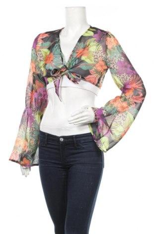 Γυναικεία ζακέτα Missguided, Μέγεθος S, Χρώμα Πολύχρωμο, Τιμή 5,20€