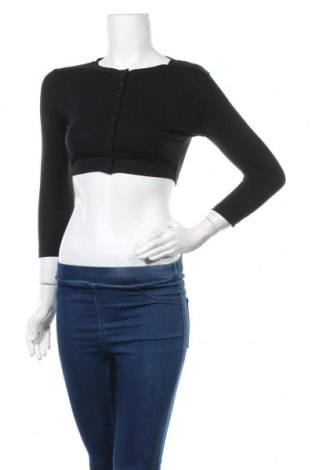 Γυναικεία ζακέτα Missguided, Μέγεθος S, Χρώμα Μαύρο, Τιμή 5,41€