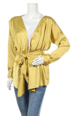 Γυναικεία ζακέτα Missguided, Μέγεθος S, Χρώμα Κίτρινο, Τιμή 6,35€
