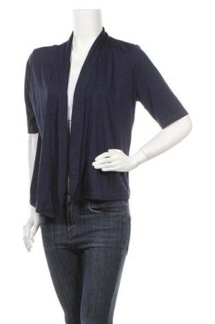 Γυναικεία ζακέτα Tom Tailor, Μέγεθος XL, Χρώμα Μπλέ, Τιμή 7,73€