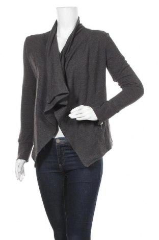 Γυναικεία ζακέτα Troll, Μέγεθος XS, Χρώμα Γκρί, 97% βαμβάκι, 3% ελαστάνη, Τιμή 8,66€