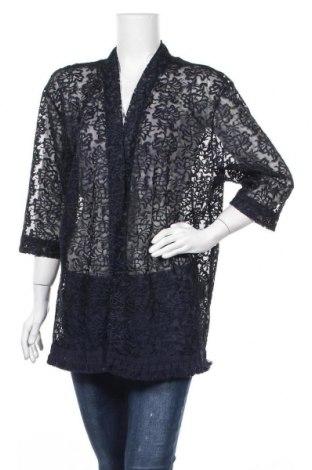 Γυναικεία ζακέτα Yessica, Μέγεθος XL, Χρώμα Μπλέ, Πολυεστέρας, Τιμή 10,13€