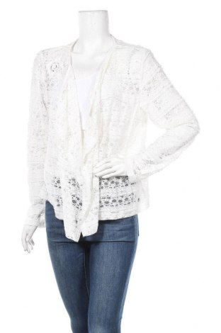 Γυναικεία ζακέτα Zero, Μέγεθος L, Χρώμα Λευκό, Τιμή 3,86€