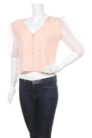 Дамска риза, Размер S, Цвят Розов, Цена 13,60лв.