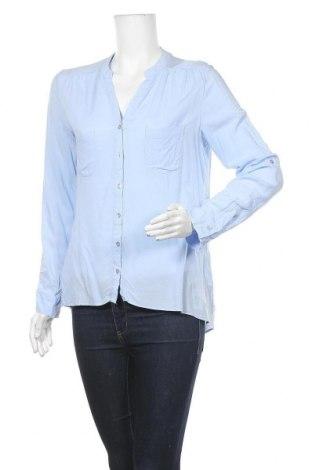 Дамска риза Atmosphere, Размер M, Цвят Син, Вискоза, Цена 7,14лв.