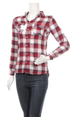 Γυναικείο πουκάμισο Cropp, Μέγεθος XS, Χρώμα Πολύχρωμο, Βαμβάκι, Τιμή 7,11€