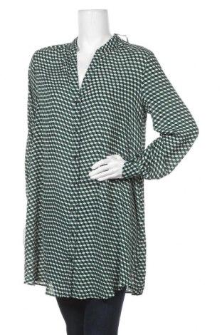 Дамска риза H&M, Размер XL, Цвят Многоцветен, Полиестер, Цена 15,96лв.