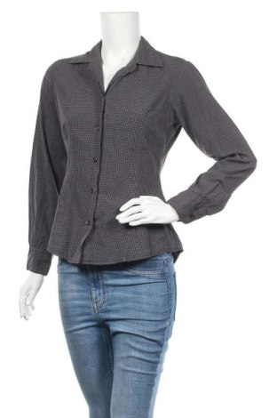 Дамска риза H&M L.O.G.G., Размер S, Цвят Сив, 100% памук, Цена 4,87лв.