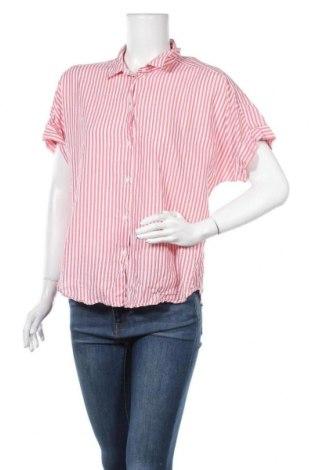 Дамска риза H&M L.O.G.G., Размер M, Цвят Розов, Памук, Цена 4,46лв.