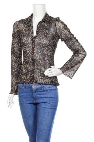 Дамска риза Isabell Kristensen, Размер S, Цвят Многоцветен, Цена 4,64лв.