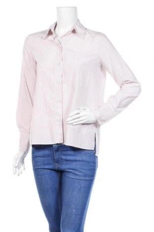Дамска риза Mango, Размер S, Цвят Бял, 60% модал, 40% полиестер, Цена 12,15лв.