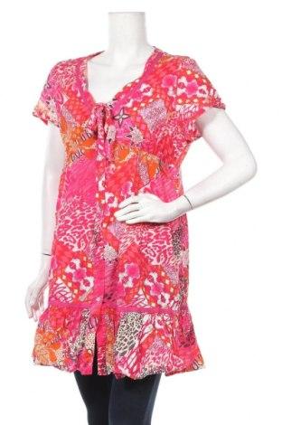 Γυναικείο πουκάμισο Miss Etam, Μέγεθος XL, Χρώμα Πολύχρωμο, Τιμή 2,97€