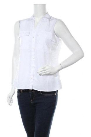 Дамска риза Mohito, Размер S, Цвят Бял, Полиестер, Цена 35,10лв.