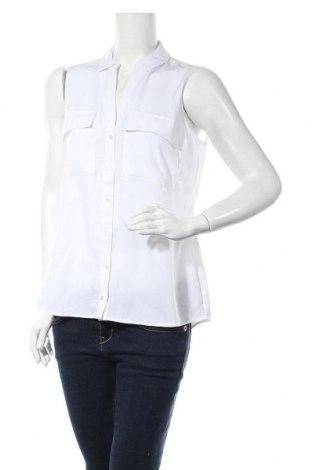 Дамска риза Mohito, Размер M, Цвят Бял, Полиестер, Цена 37,80лв.