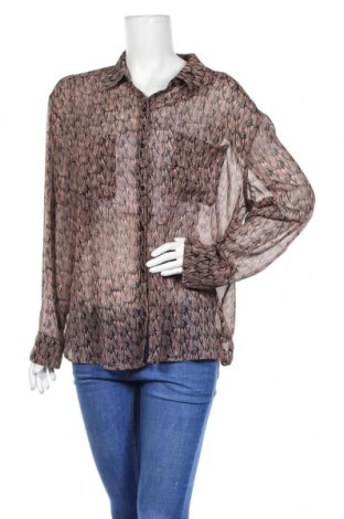 Дамска риза Mossimo, Размер XL, Цвят Многоцветен, Полиестер, Цена 5,75лв.