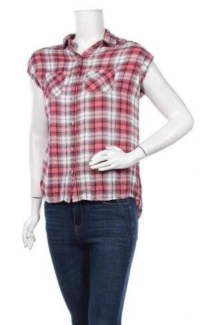 Γυναικείο πουκάμισο Polly & Esther, Μέγεθος S, Χρώμα Πολύχρωμο, Βισκόζη, Τιμή 3,41€