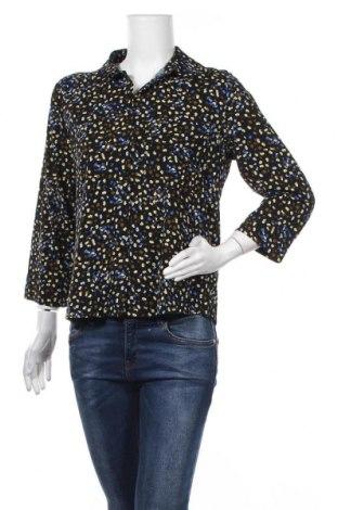 Дамска риза Soft Rebels, Размер M, Цвят Черен, 97% вискоза, 3% еластан, Цена 4,73лв.