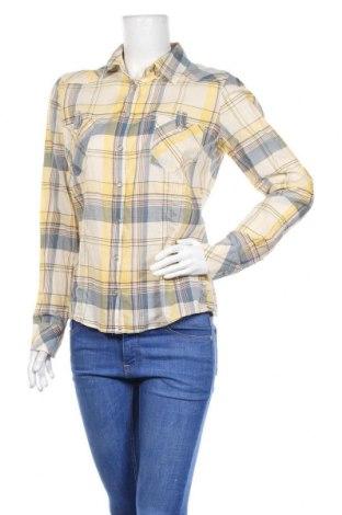 Дамска риза Top Secret, Размер XL, Цвят Многоцветен, Памук, Цена 7,00лв.