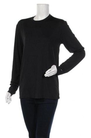 Γυναικεία αθλητική μπλούζα Athletic Works, Μέγεθος M, Χρώμα Μαύρο, 88% πολυεστέρας, 12% ελαστάνη, Τιμή 8,77€